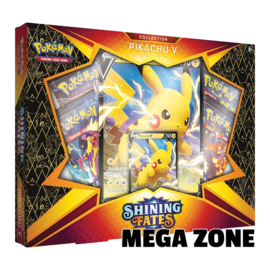 Shining Fates Collection Box Pikachu V