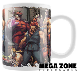 Super Street Fighter 2 Turbo HD Remix Mug