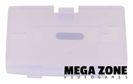 Game Boy Advance Battery Lid Replacement (Glacier)