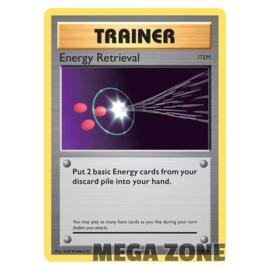 Energy Retrieval - 77/108 - Uncommon