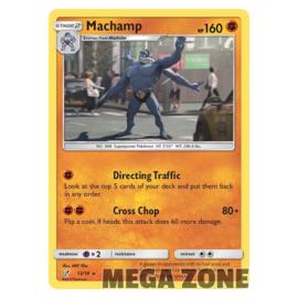Machamp - 13/18 - Holo Rare