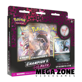 SWSH3.5 Champion's Path Spikemuth Gym Collection