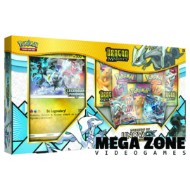 SM7.5 Dragon Majesty Legends of Unova GX Collection