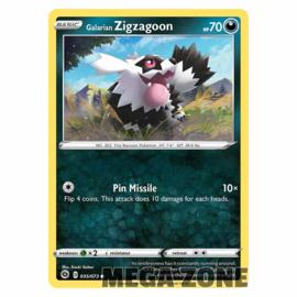 Galarian Zigzagoon - 035/073 - Common