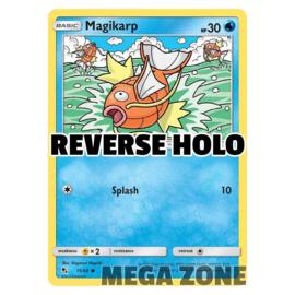 Magikarp - 15/68 - Common - Reverse Holo
