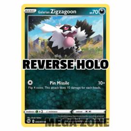 Galarian Zigzagoon - 035/073 - Common - Reverse Holo