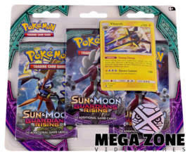 Sun & Moon Guardians Rising 3-Booster Blister Vikavolt