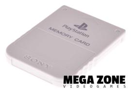 Memory Card (White)