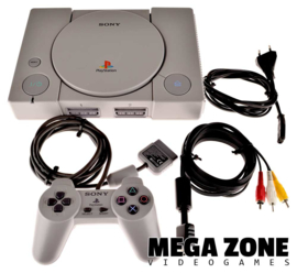 PlayStation 1 Console (non-Dualshock Edition)