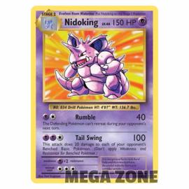 Nidoking - 45/108 - Holo Rare