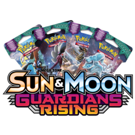 SM2 Guardians Rising Sleeved Booster Pack