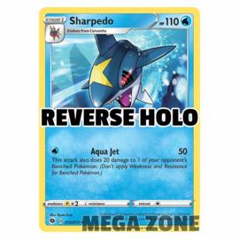 Sharpedo - 012/073 - Uncommon - Reverse Holo