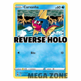 Carvanha - 011/073 - Common - Reverse Holo