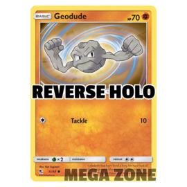 Geodude - 33/68 - Common - Reverse Holo