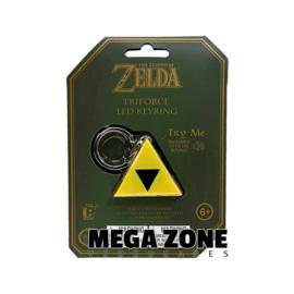 The Legend of Zelda Triforce Led Keyring