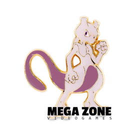 Pin Mewtwo (Shining Legends Version)
