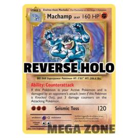 Machamp - 59/108 - Holo Rare - Reverse Holo