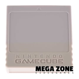 GameCube Memory Card 59