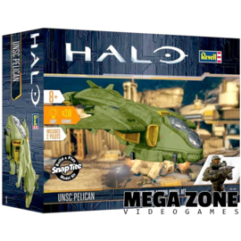 Revell SnapTite Halo UNSC Pelican Action Model Kit