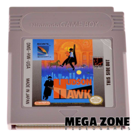 Hudson Hawk Nintendo Game Boy Software Megazone