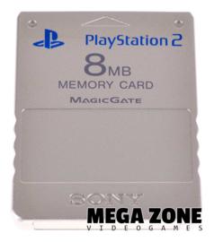 Memory Card (Satin Silver)