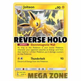 Jolteon - 23/68 - Rare - Reverse Holo