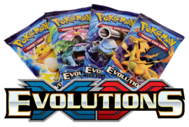 Booster Pack XY12 Evolutions