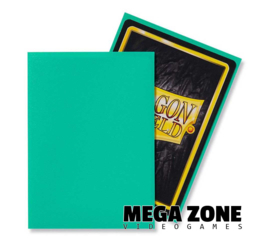 Dragon Shield 100 Standard Matte Sleeves - Mint