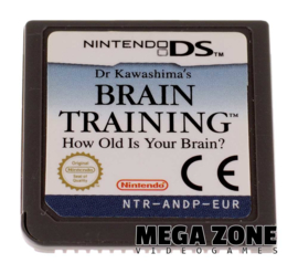 Dr Kawashima's Brain Training How Old Is Your Brain?