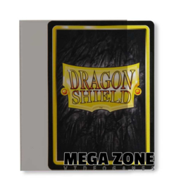 Dragon Shield 100 Perfect fit Sideloaders sleeves (Smoke)