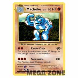 Machoke - 58/108 - Uncommon