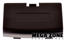 Game Boy Advance Battery Lid Replacement (Black)