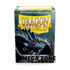 Dragon Shield 100 Standard Matte Sleeves - Slate
