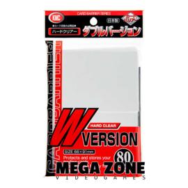 KMC 80 W version sleeves