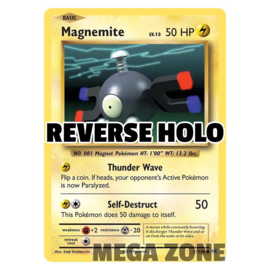 Magnemite - 37/108 - Common - Reverse Holo
