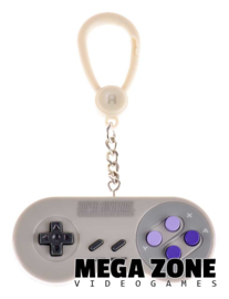 Classic Console Backpack Buddies - SNES Controller