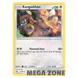 Kangaskhan - 47/68 - Rare