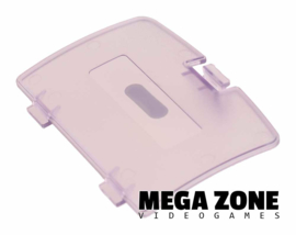 Game Boy Color Battery Lid Replacement (Atomic Purple)