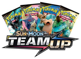 Booster Pack SM9 Team Up