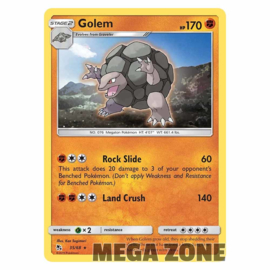 Golem - 35/68 - Rare