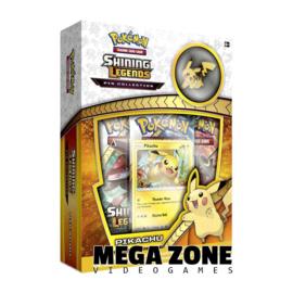 Shining Legends Pin Collection Pikachu