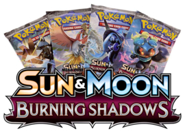 Booster Pack SM3 Burning Shadows
