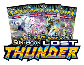 Booster Pack SM8 Lost Thunder