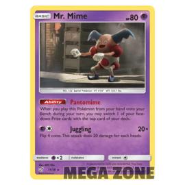 Mr. Mime - 11/18 - Holo Rare