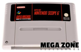 Super NES Nintendo Scope 6