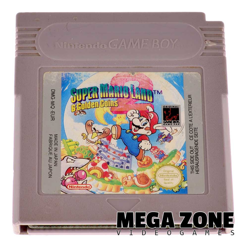 Super Mario Land 2 6 Golden Coins