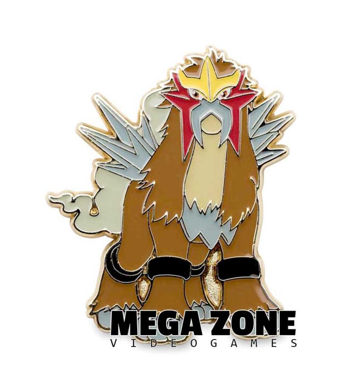 Pin Legendary Beast Entei