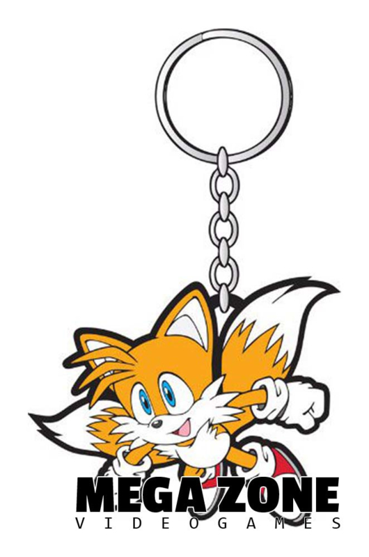 Tails Keychain