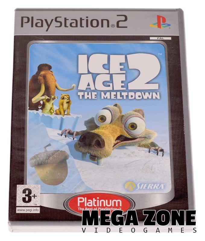 Ice Age 2 The Meltdown