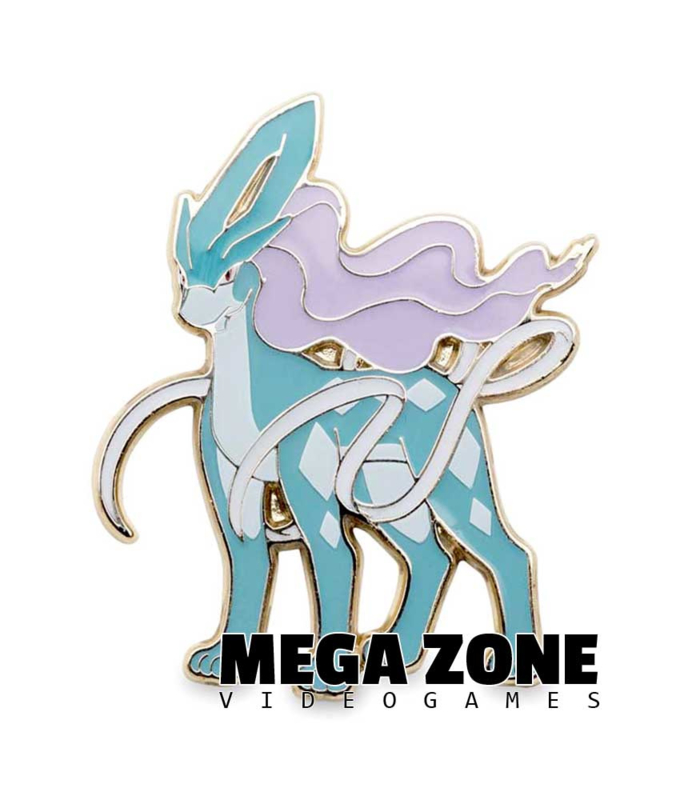 Pin Legendary Beast Suicune